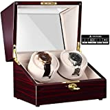 Best Automatic Watch Winders - CHIYODA Dual Automatic LCD Watch Winder with Double Review