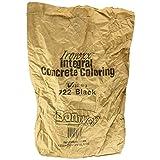 BonWay 32-373 Ironoxx Integral Concrete Pigment, 722 Black Ironoxx, 10-Pound Bag