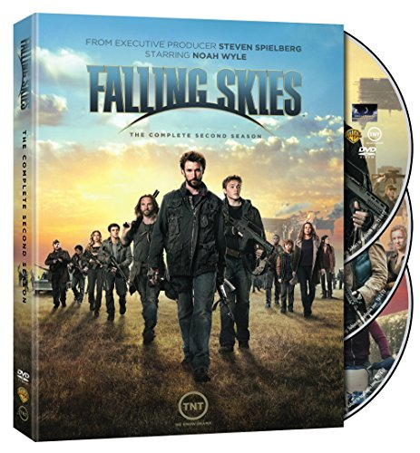 DVD : Falling Skies: The Complete Second Season (Ultraviolet Digital Copy, 3 Pack, Slipsleeve Packaging, 3 Disc)
