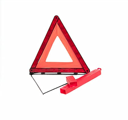 Reflective Warning Triangle By Travel Kits Amazon Kitchen Home