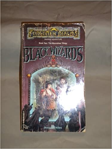 Black Wizards: Forgotten Realms : Book 2 in the Moonshae Trilogy