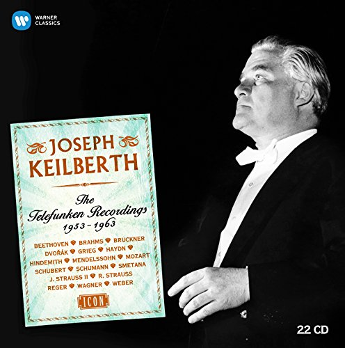 Keilberth: Icon  (50th Anniversary of death July 20th)(16CD)