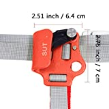 NewDoar Foot Ascender Riser Rock Climbing Mountaineering...