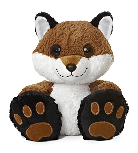 Aurora World Taddle Toes Trickster Fox Plush from Aurora