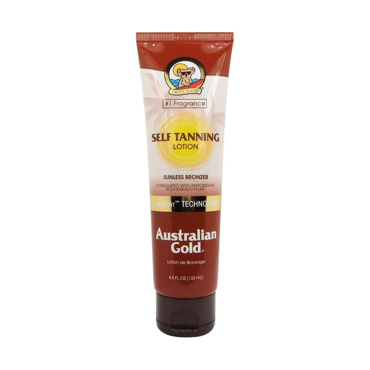 Australian Gold Instant Bronze Self Tanning Lotion 130ml