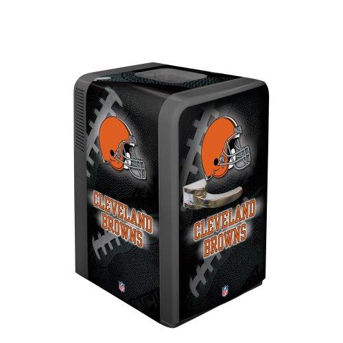 NFL Cleveland Browns Portable Party Fridge, 15 Quarts