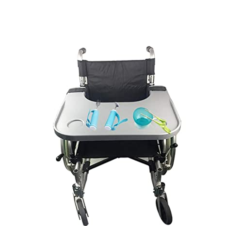 Miraculous Amazon Com Guoyc Wheelchair Tray Wheelchair Table Laptop Download Free Architecture Designs Lukepmadebymaigaardcom