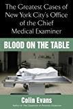 Blood on the Table, Colin Evans, 0425219372