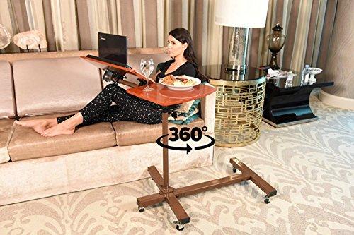sharper-image-best-over-bed-table-overbed-adjustable-tilt-table