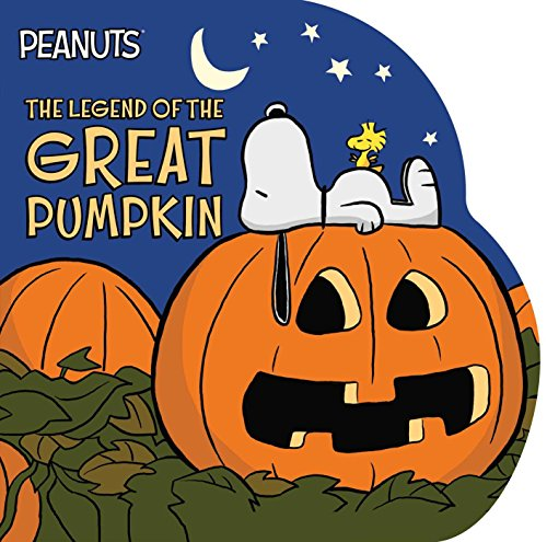 The Legend of the Great Pumpkin (Great Halloween Ideas)