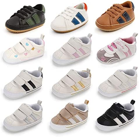 Baby Boys Girls Shoes Non Slip Rubber