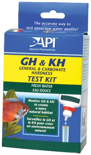 Freshwater Hardnss Test Kit by Mars Fishcare North Amer