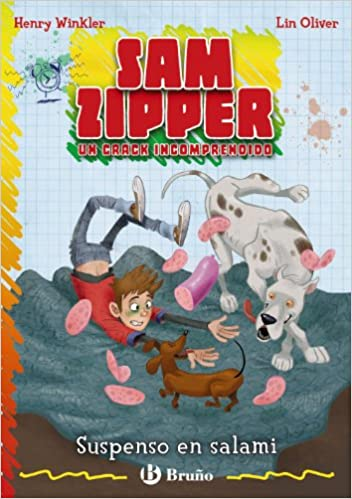 Suspenso en salami: Sam Zipper, un crack incomprendido Castellano - A Partir De 10 Años - Personajes Y Series - Sam Zipper: Amazon.es: Henry Winkler, ...