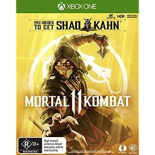 Mortal Kombat 11 (with Shao Kahn DLC) Xbox One