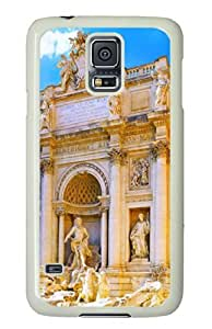 Unique Painting Samsung Galaxy S5 Case, Samsung Galaxy S5 Cases -Trevi Fountain Custom PC Hard Case Cover for Samsung S5/Samsung Galaxy S5