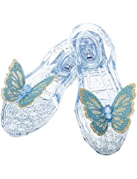 82057 Enchanted Waltz Light up Glass Slippers