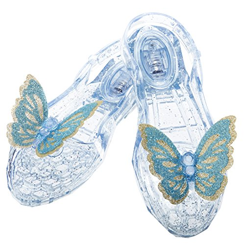 Cinderella Live Action 82057 Enchanted Waltz Light up Glass Slippers]()