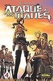 ATAQUE A LOS TITANES 04 (CÓMIC MANGA)