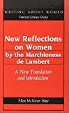 New Reflections on Women 9780820427058