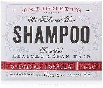 J.R. LIGGETT S SHAMP BAR,ORIGINAL, 3.5 OZ 6PK