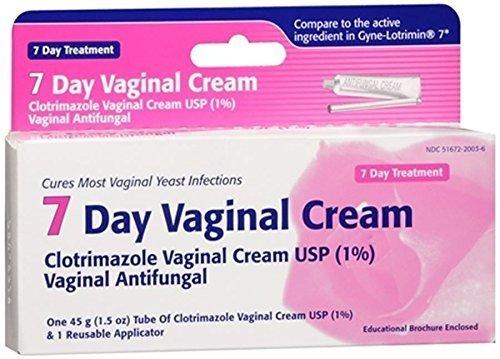 45g Cream - Taro Clotrimazole 7 Vaginal Cream 45 g ( by GYNE-LOTRIMIN 7 DAY