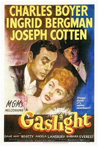 Cover Art Gaslight
