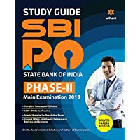 SBI PO PHASE-II Main Examination 2018