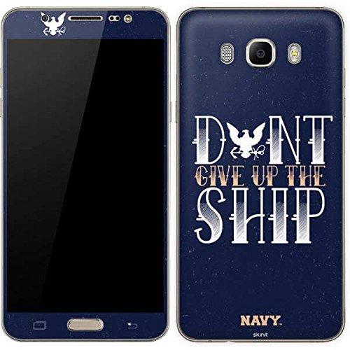 (US Navy Galaxy J7 Skin - Dont Give Up The Ship Vinyl Decal Skin For Your Galaxy J7)