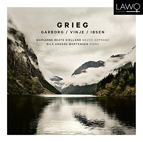 Lieder On Texts By Garborg Ibsen   Vinje
