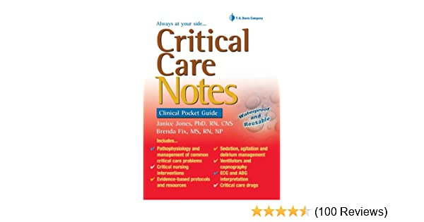 Rn Notes Clinical Pocket Guide
