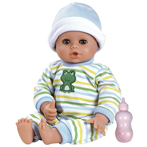 Adora PlayTime Baby Boy Doll, Little Prince, Washable Toy Do