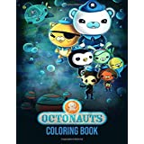 Octonauts Coloring Book: Over 50 Coloring Pages Great Coloring Books for Kids Ages 2-4