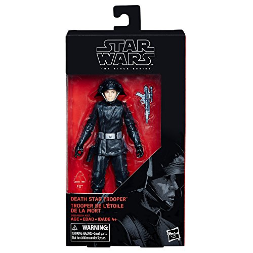 Star Wars The Black Series Death Star Trooper 6-inch Figure (Star Wars Fighter Pods Toys R Us)