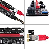 PCIE Riser 1X to 16X Graphics Extension for GPU