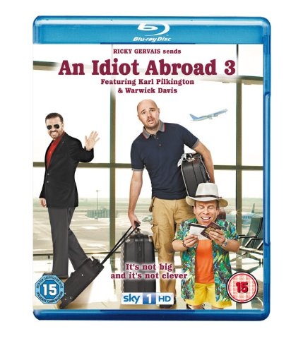 Idiot Abroad: Series 3 [Blu-ray] (3 Idiots compare prices)
