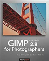 GIMP 2.8 for Photographers Front Cover