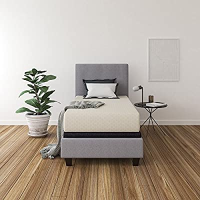 Signature Design by Ashley Chime by Ashley M69911 10 Inch Chime Memory Foam Mattress
