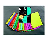 Astrobrights 075821 Acid-Free Copy Paper44; Gamma Green