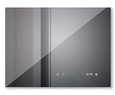 SOGOO® Nouvelle Génération L80 x H60cm 24W Lampe Miroir Salle de ...