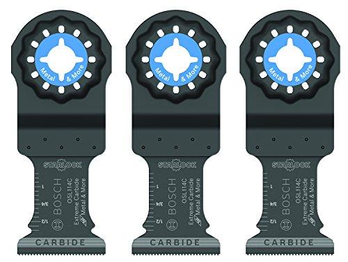 Bosch OSL114C 3 Starlock Carbide Plunge