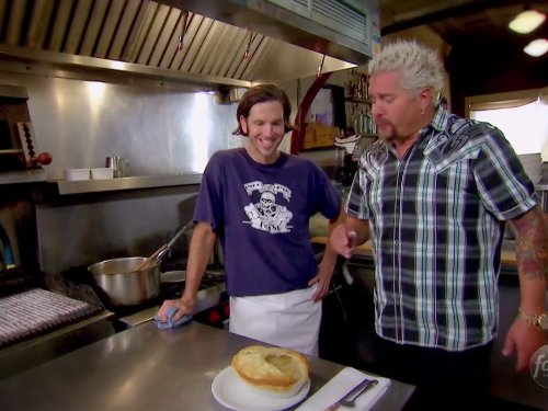 Soup, Salad and Seafood (Diners Drive Ins And Dives By City)