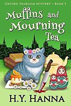 Muffins Mourning Oxford Tearoom Mysteries ebook product image