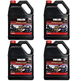 Yamalube All Purpose 4 Four Stroke Oil 10w-40 1 Gallon (4 Gallons)