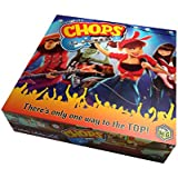 CHOPS - the Rock and Roll Board Game, Hilarious Musical Adventure for Musicians, Families, Friends, for Adults, Teens, Kids 10 and Up