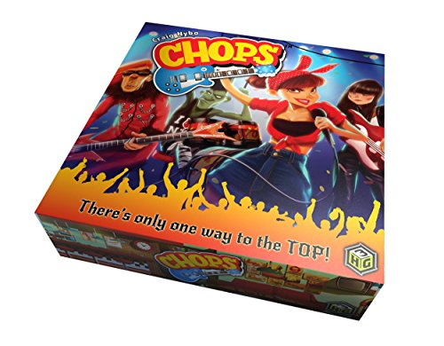 CHOPS - The Rock & Roll Board Game