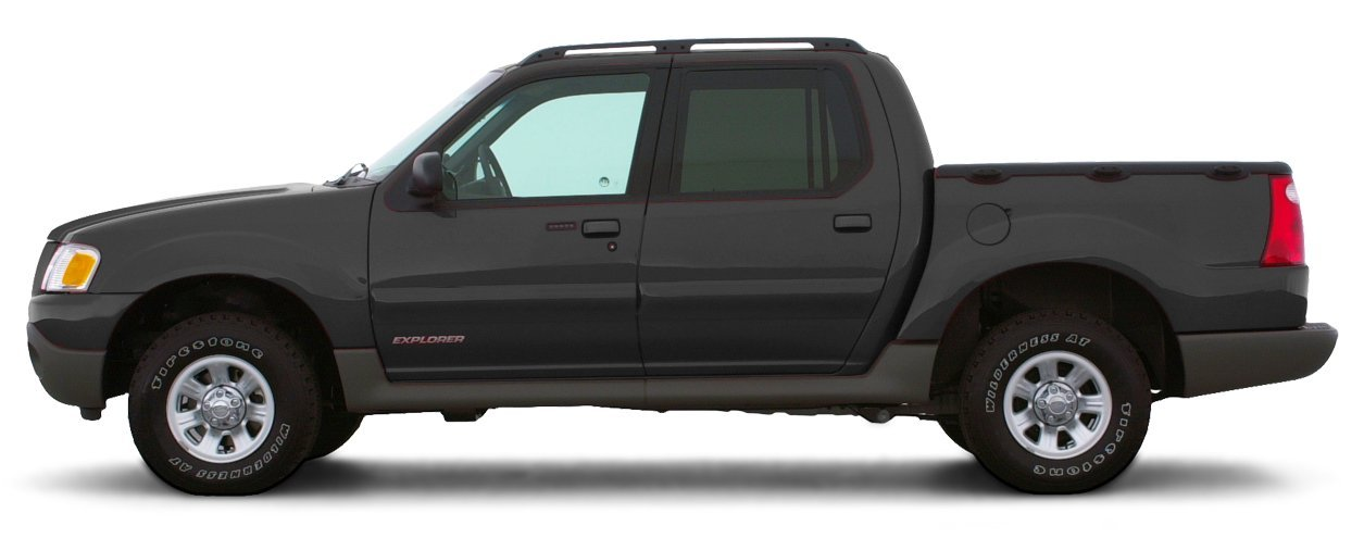 2001 ford explorer sport trac reviews images and specs vehicles. Black Bedroom Furniture Sets. Home Design Ideas