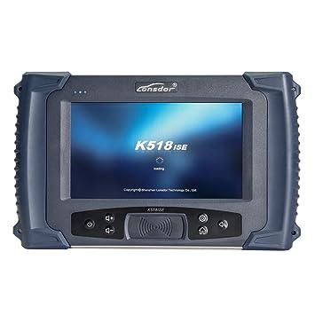 Lonsdor K518ISE K518ISE - Programador de Llaves para Ajuste de odómetro: Amazon.es: Coche y moto