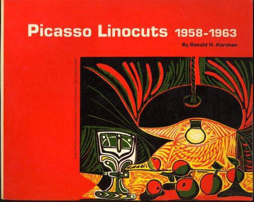 Picasso Linocuts, 1958-1963 ()