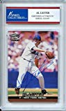 Al Leiter 2000 Pacific New York Mets Autographed Trading Card - Certified Authentic