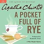 A Pocket Full of Rye : A Miss Marple Mystery | Agatha Christie